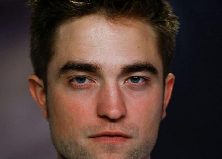 Robert Pattinson has revealed that he worried about his appearance.