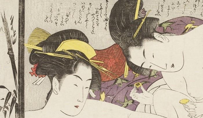 Cho-kyo- sai Eiri (worked c. 1790s–1801) © Victoria and Albert Museum, London