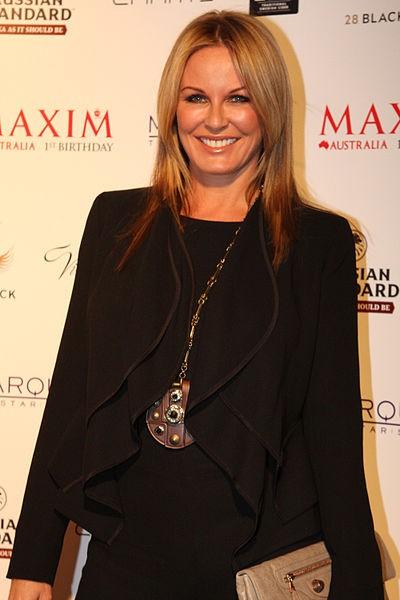 Charlotte Dawson Quits as Judge of 'Australia's Next Top Model'