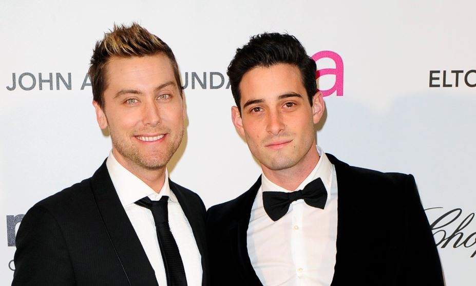 Former American boy band 'N Sync member Lance Bass is engaged to his boyfriend Michael Turchin.