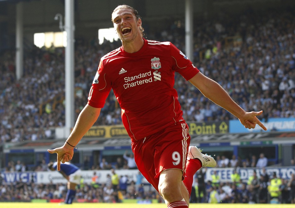 Andy Carroll from Newcastle to Liverpool