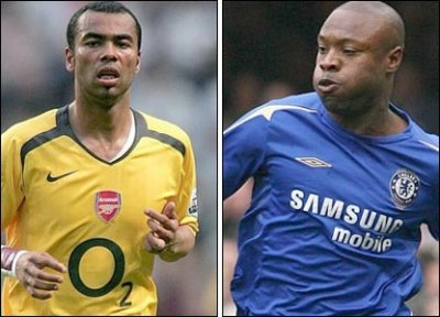 William Gallas from Chelsea to Arsenal  Ashley Cole from Arsenal to Chelsea