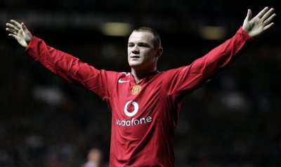 Wayne Rooney from Everton to Manchester United