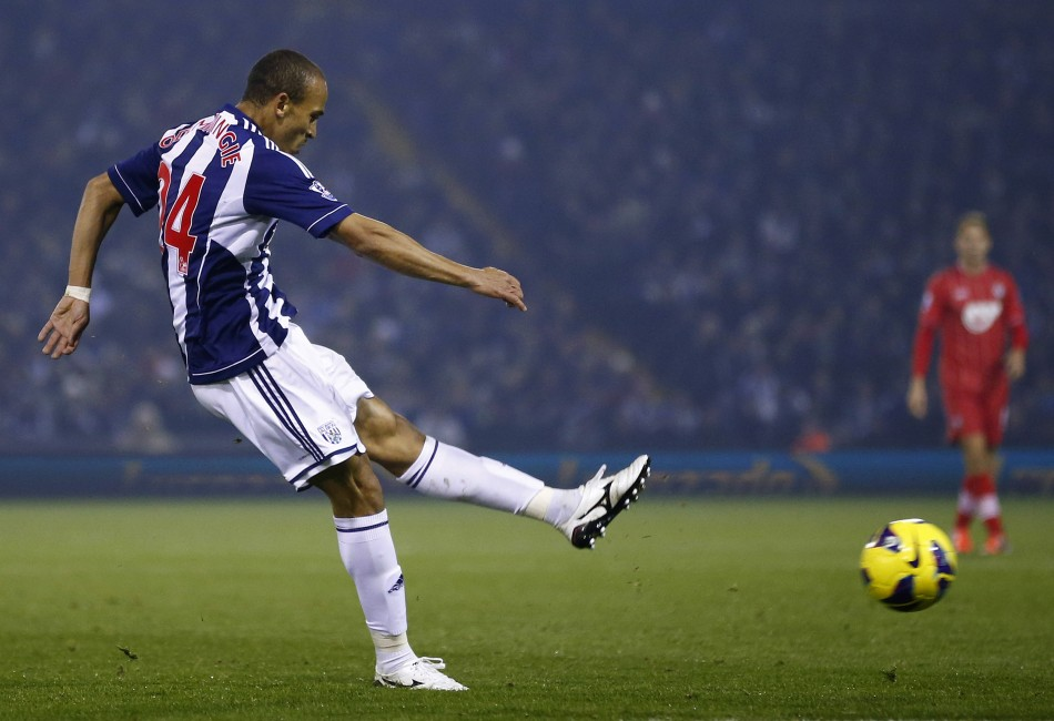 Honourable Mention Peter Odemwingie