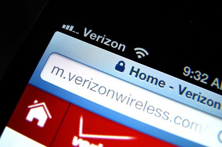 Verizon Wireless Vodafone