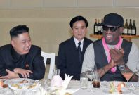 Dennis Rodman visits Kim Jong Un in August