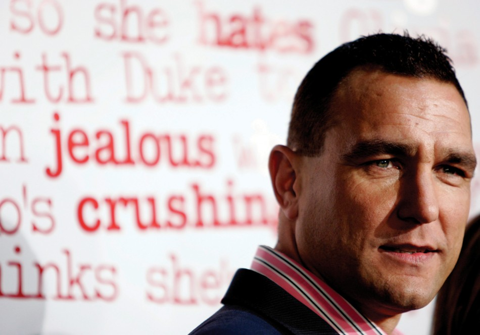 Vinnie Jones bashed England in Radio Times for having too many foreigners PIC: Reuters