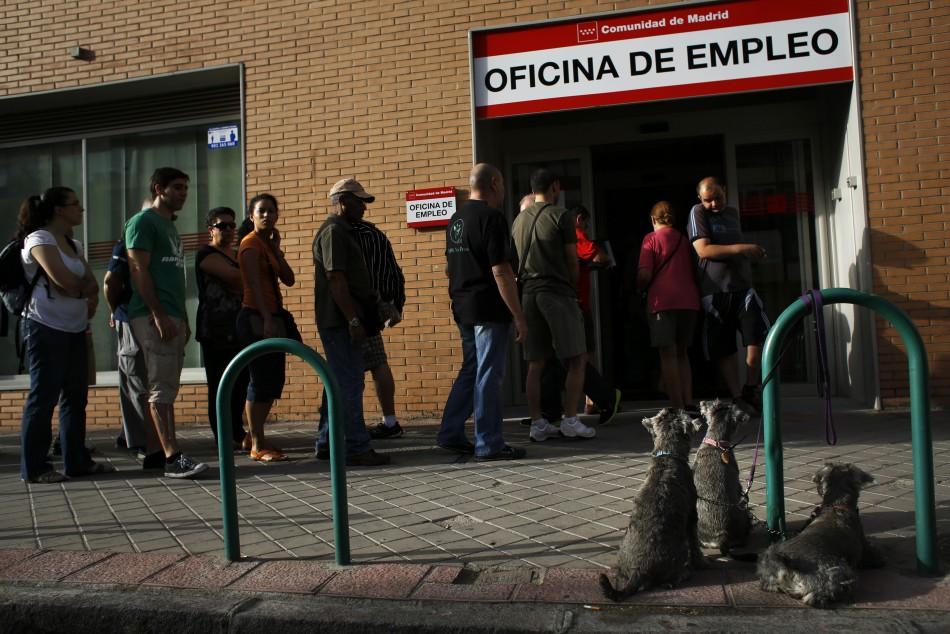 Spanish unemployment