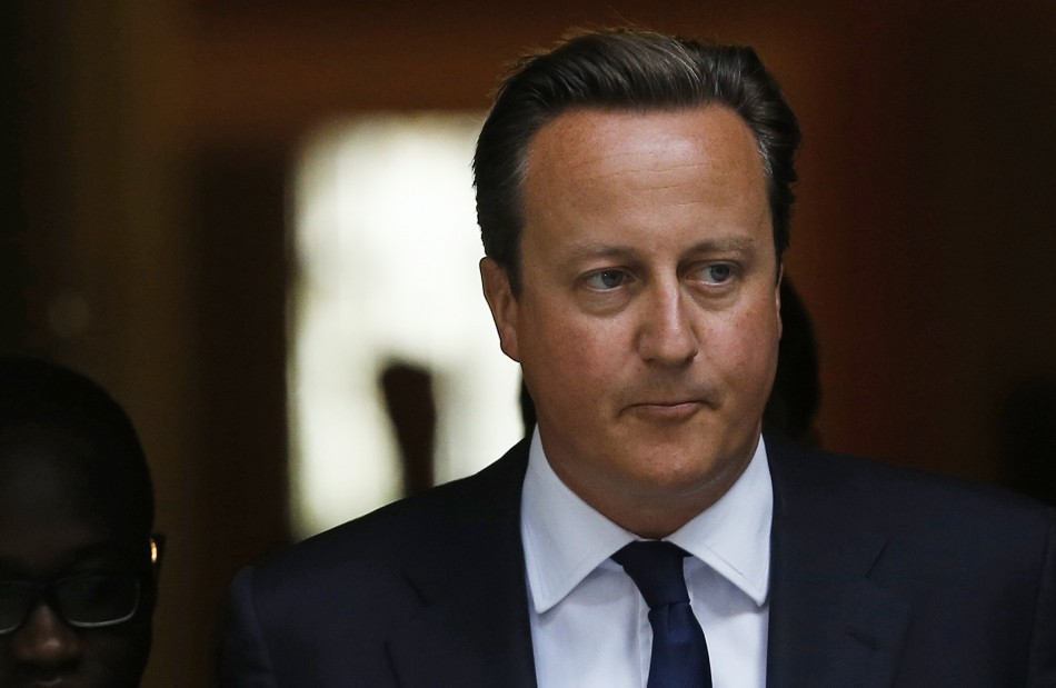 David Cameron mulls defeat over Syria action vote