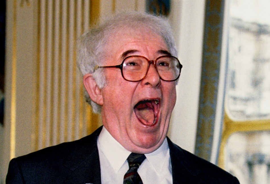 Famous last words: Seamus Heaney encapsulated his poetical nature by text message PIC: Reuters