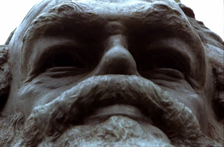 Not one for last words, Karl Marx wrote quite enough of them during his life PIC: Reuters