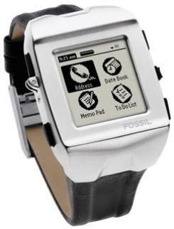 Palm Fossil Wrist PDA