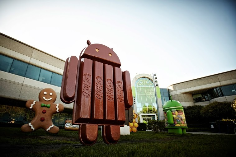 Android 4.4 KitKat Revealed by Google
