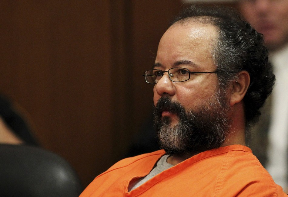 Cleveland kidnapper Ariel Castro