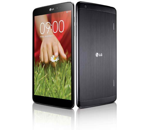 Verizon now seeding new software update to LG G Pad 8.3 users