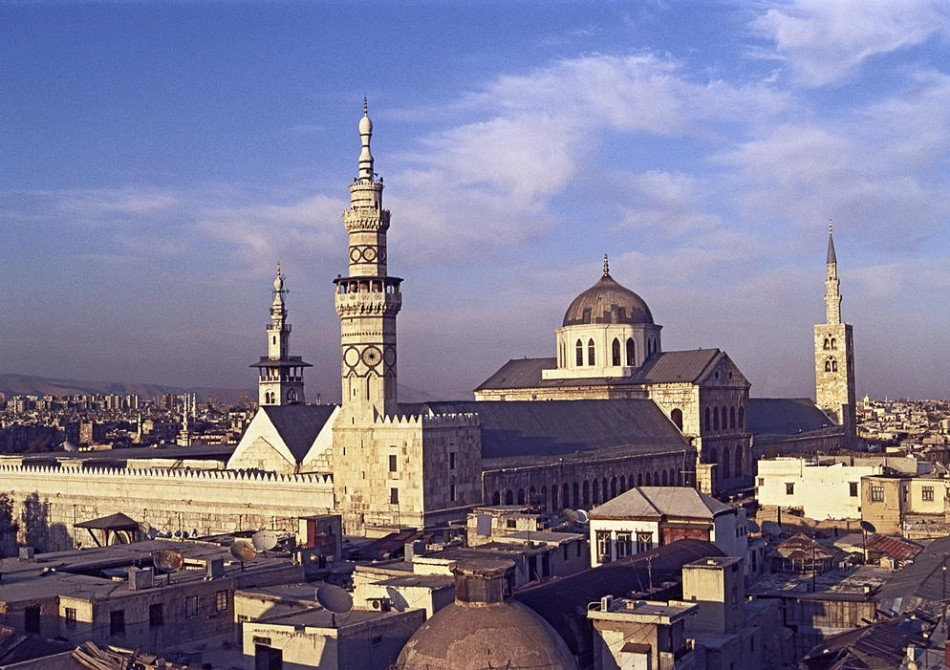 Ancient City of Damascus (Photo: Sacred Sites/Martin Gray/UNESCO)