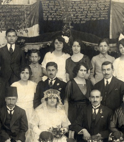 Jewish Wedding in Syria