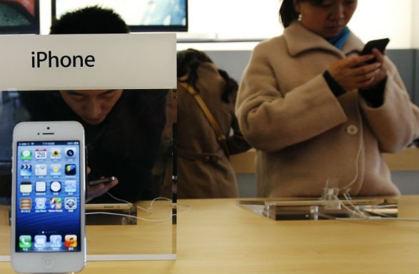 Apple to Hold Chinese iPhone Event