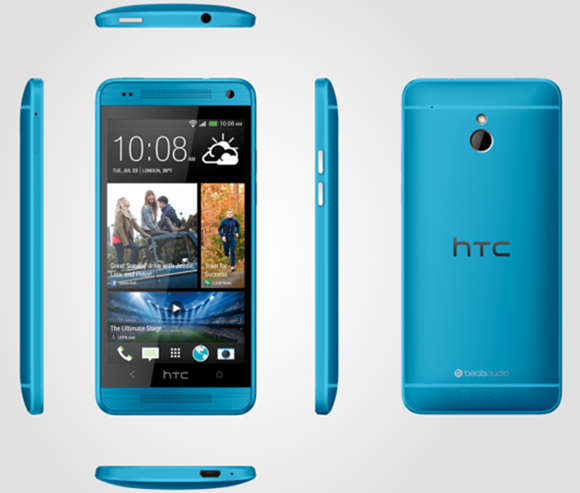 Vivid Blue HTC One and One Mini Officially Confirmed for UK Release