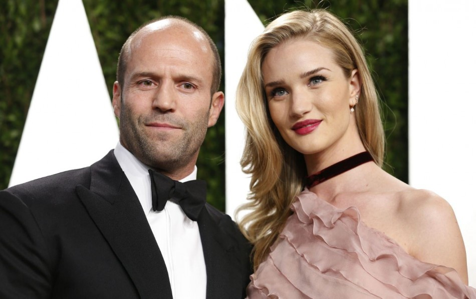Rosie Huntington-Whiteley's Publicist Rubbishes Split Rumours With Jason Statham/Reuters