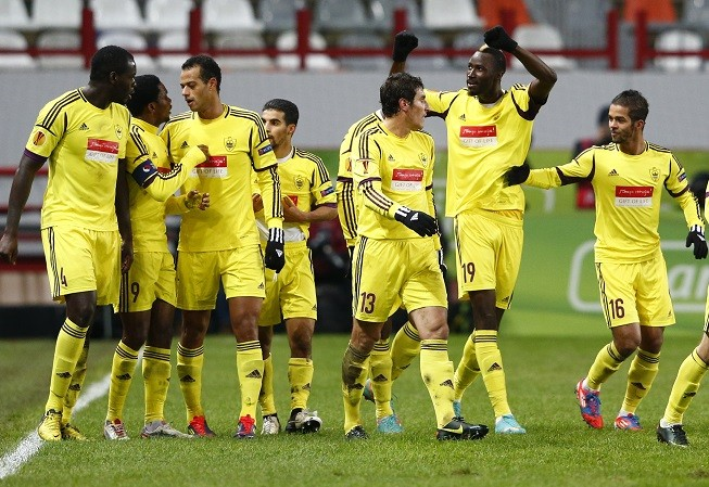 Anzhi Makhachkala have not found success despite spending hundreds of millions of pounds (Reuters)