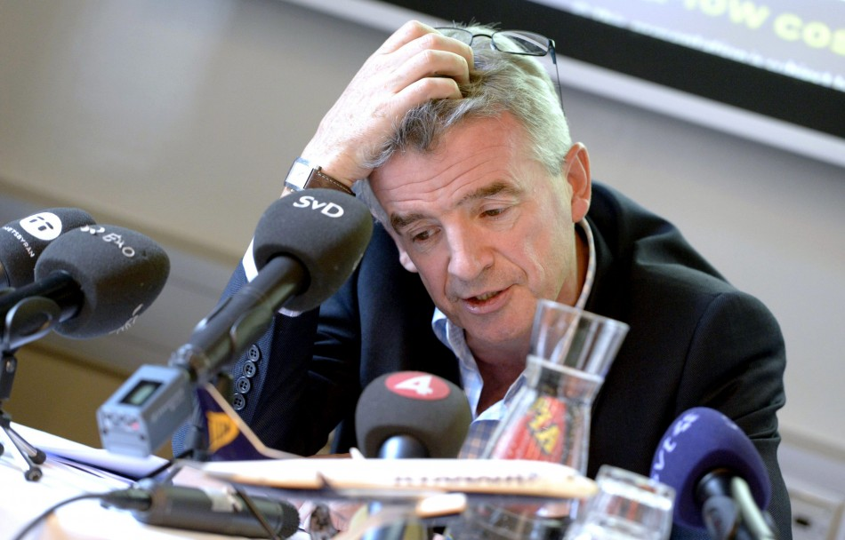Ryanair shares tumble 15% on 4 September