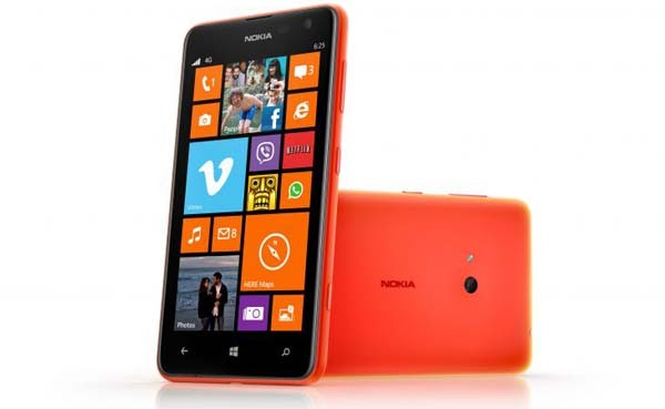 Nokia Lumia 625 Review