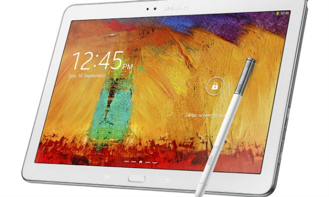 IFA 2013: Samsung Unveils New Galaxy Note 10.1 in Berlin