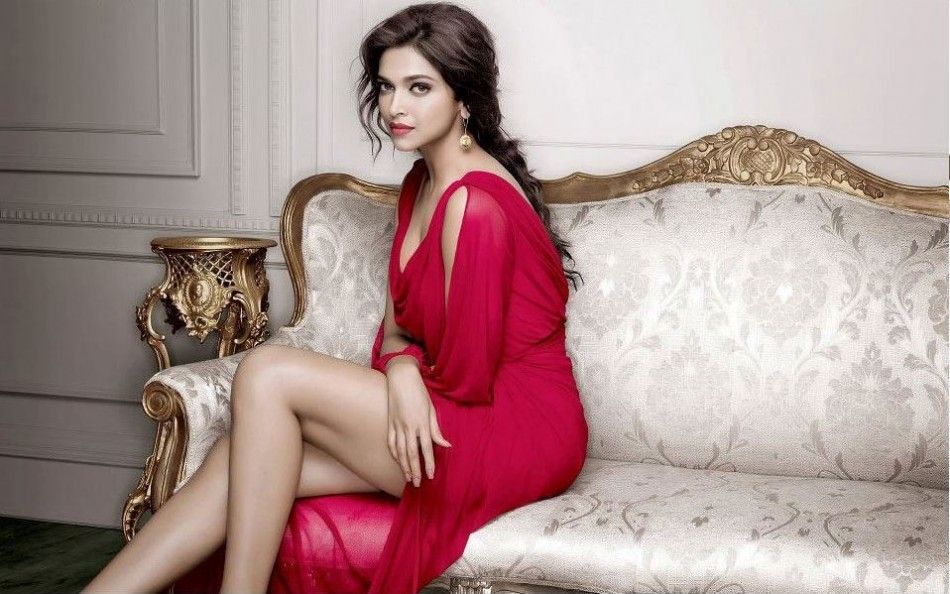 Bollywood Star Deepika Padukone In Fast