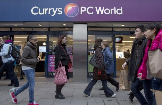 Dixons Retail Shares Surge on Robust Sales and Troubled