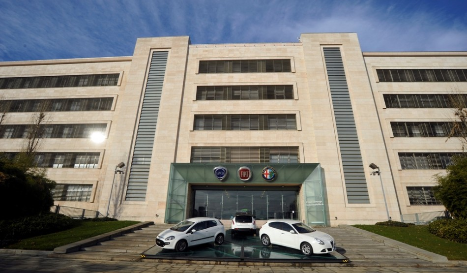 Fiat to spend about €1bn to revive its flagship factory