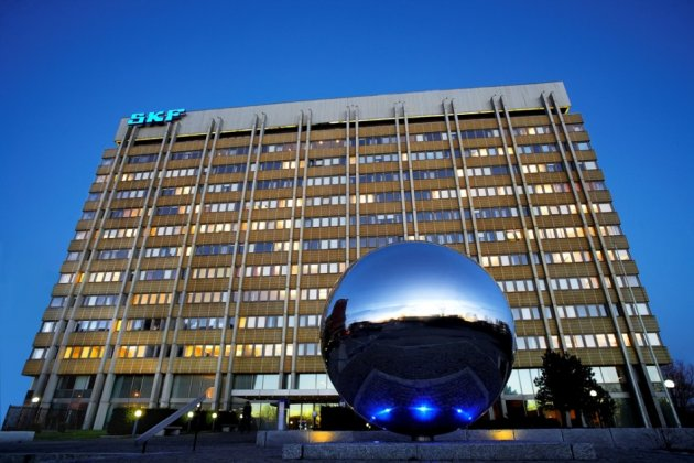 Sweden's SKF to buy bearings maker Kaydon for $1.25bn