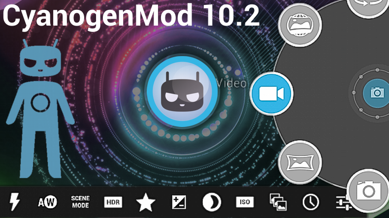 Galaxy Tab 2 10.1 Gets Android 4.3 via CyanogenMod 10.2 RC2 ROM [How to Install]