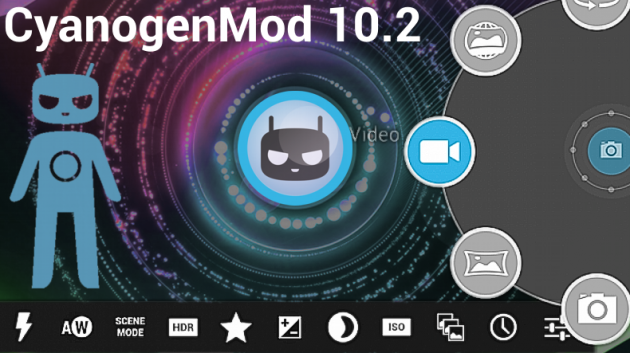 Galaxy Tab 2 10 1 Gets Android 4 3 via CyanogenMod 10 2 RC2 ROM [How
