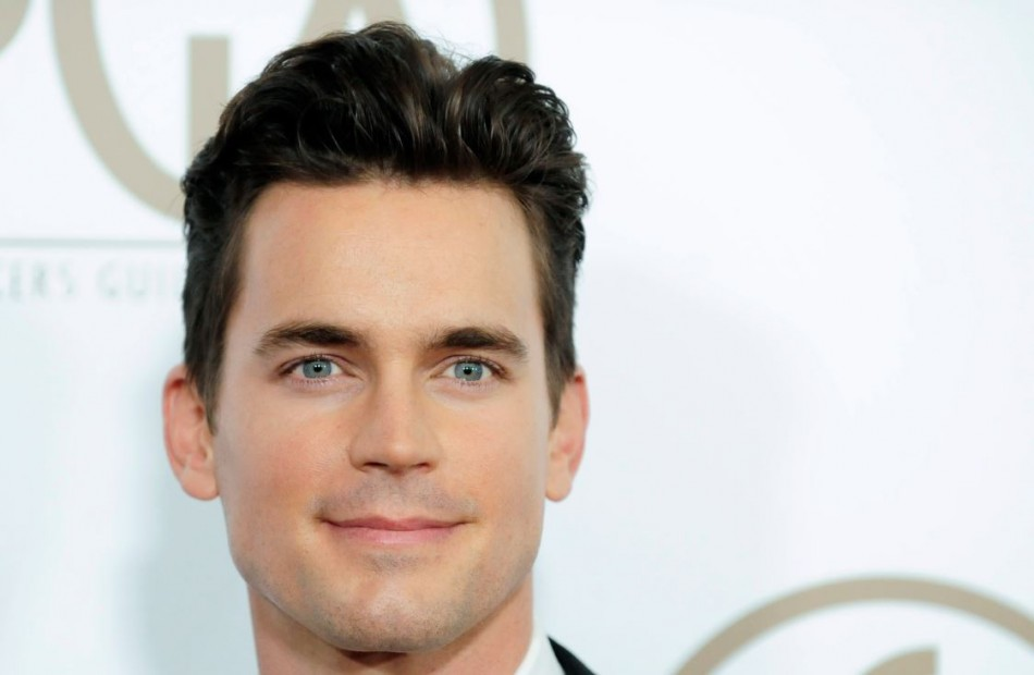 Matt Bomer has responded to the fans petition to see him play the role of Christian Grey in film version of E.L.James' best-selling erotic novel Fifty Shades of Grey.
