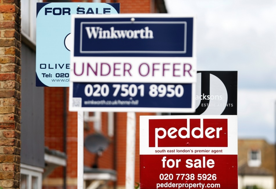 UK home prices
