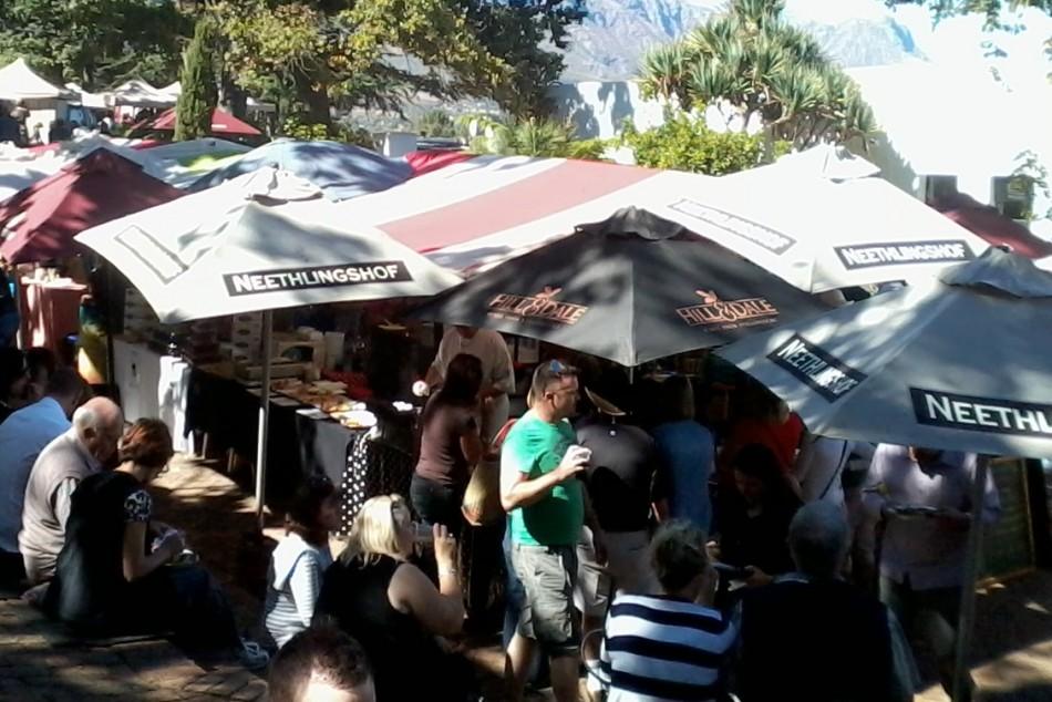 Stellenbosch Slow Market