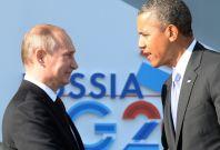 G20 Summit: Obama and Putin