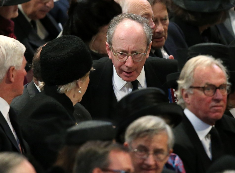 Former UK's foreign secretary Sir Malcolm Rifkind