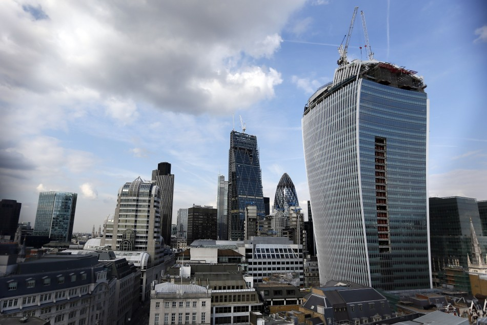 The City of London's 'Walkie Scorchie'