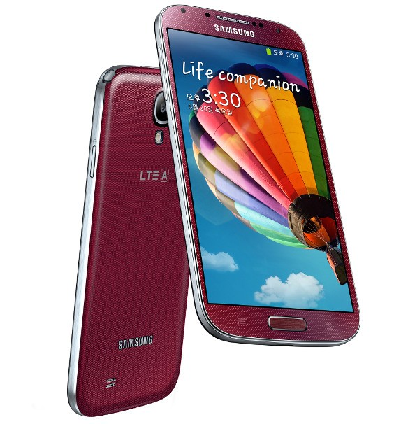Galaxy S4 GT-I9506 (LTE-A) Gets Android 4 2 2 XXUAMHD First