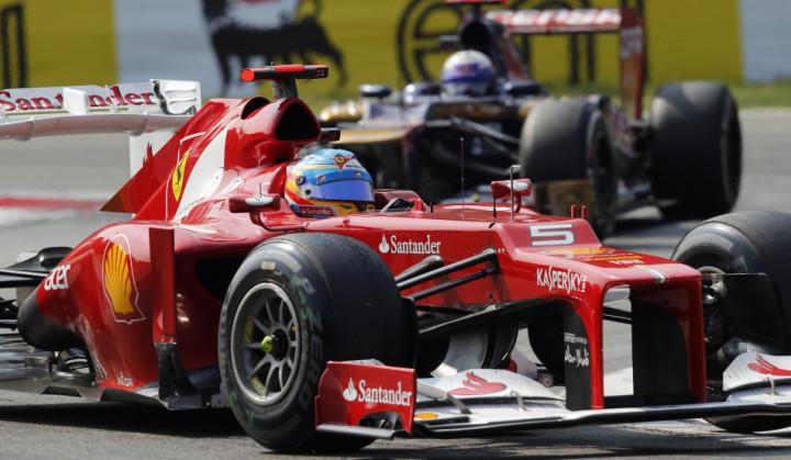 Fernando Alonso [Ferrari]