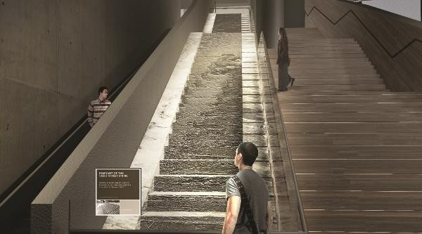Survivors Staircase