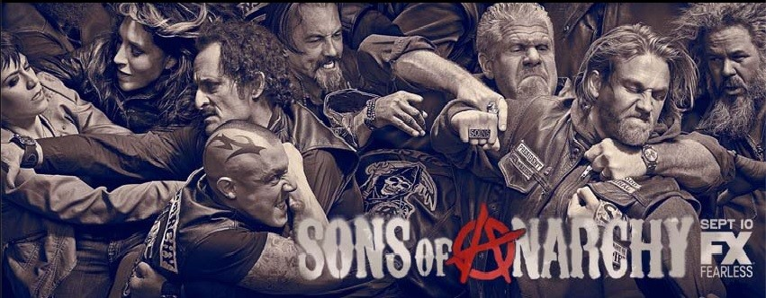 Sons of Anarchy. Image - Facebook/Sons of Anarchy Official Page