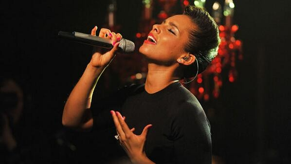 Alicia Keys Coming to Australia in December