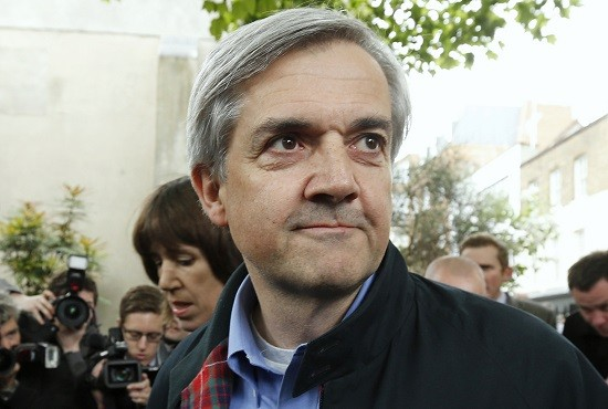 Chris Huhne was jailed this year after eventually admitting perverting the course of justice (Reuters)