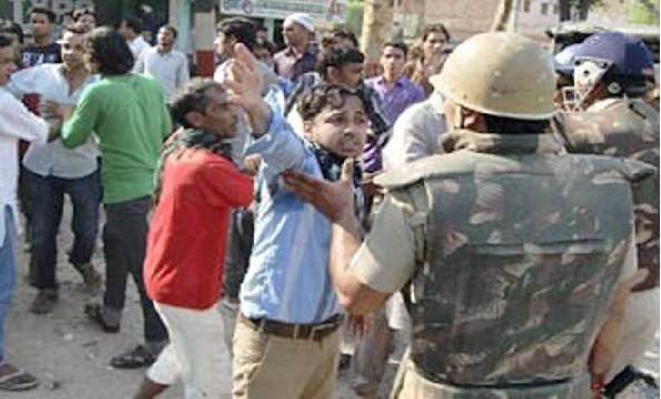 Uttar Pradesh clashes