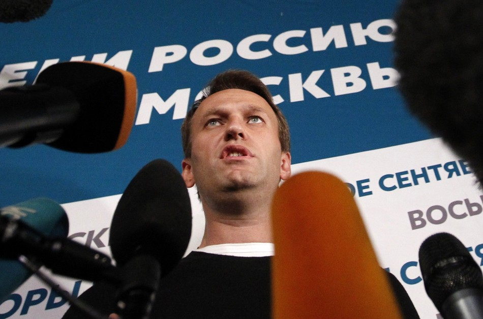 Navalny announced a big protest action in Moscow 03.09.2015 84