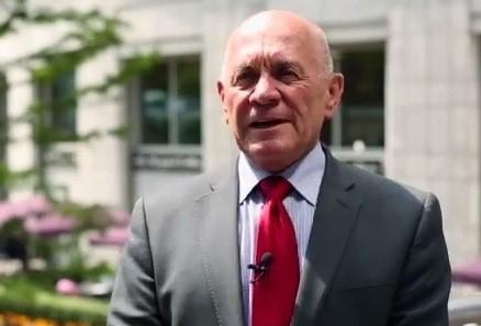 Paul Morris, managing director of Tocardo