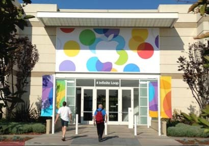 Apple Prepares for iPhone 5S/5C Launch